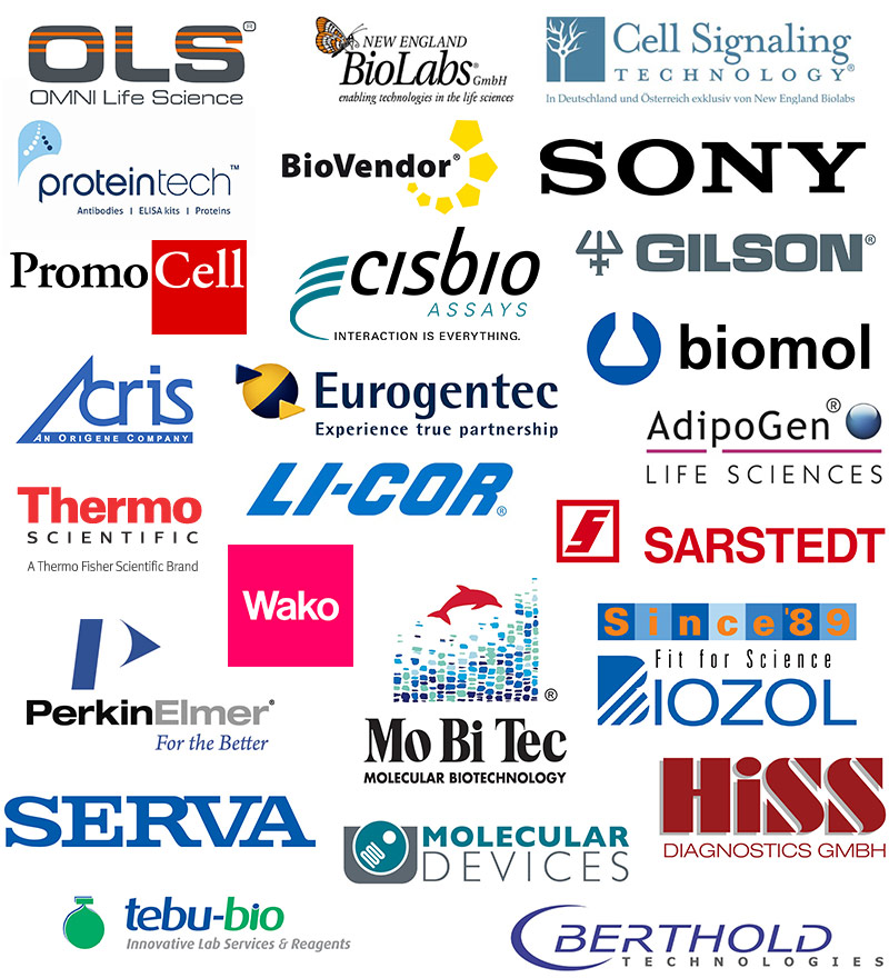 The Sponsors of the 2016 Meeting