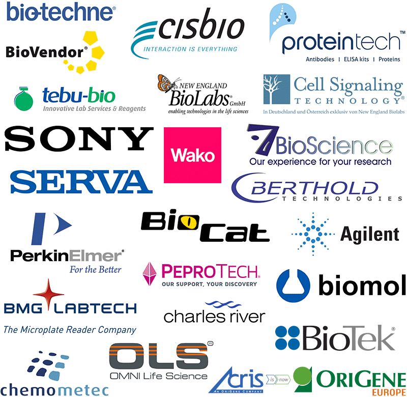 The Sponsors of the 2017 Meeting