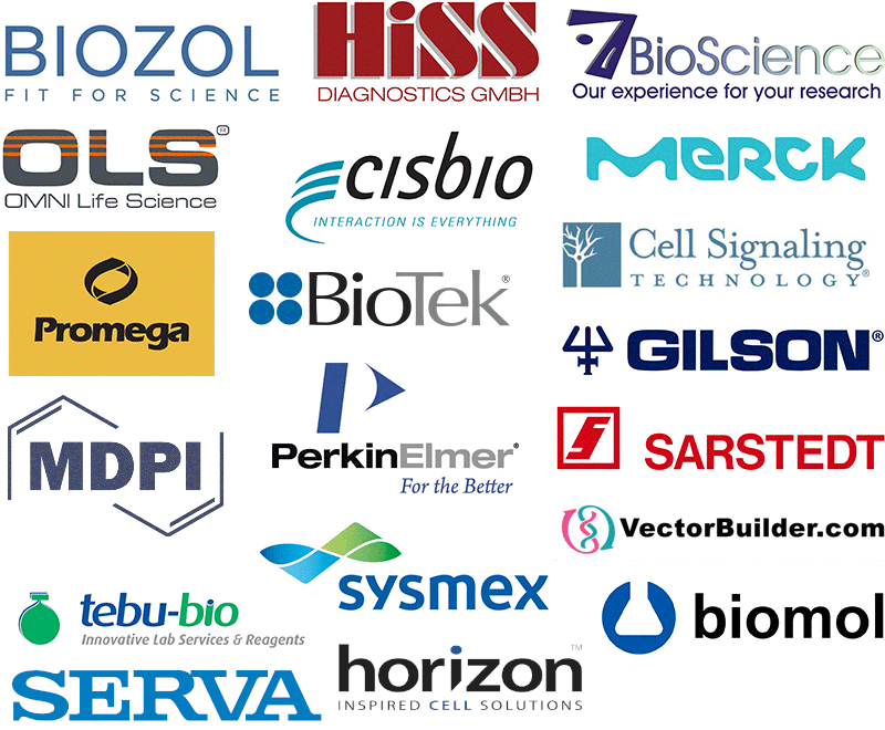 The Sponsors of the 2018 Meeting